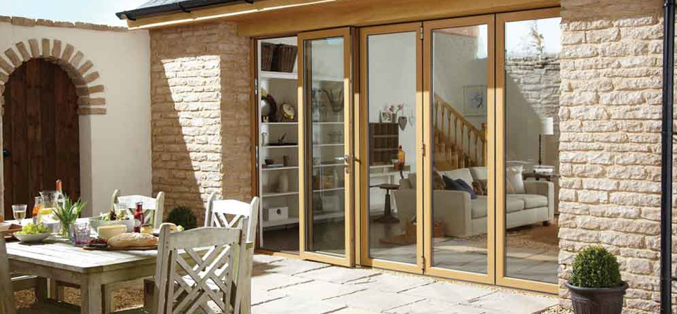 windows, doors, bifolds, french doors, conservatories, loft conversions and extensions.